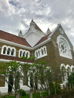 Galle Fort Church