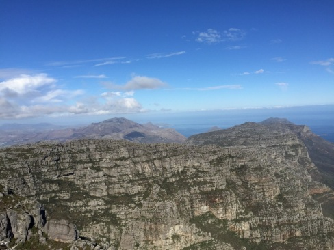 Table Mountain View from top
