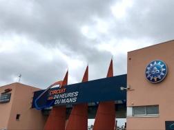 Le Mans 24 Entrance